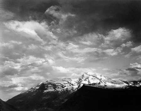 konfigurieren des Kunstdrucks in Wunschgröße Heavens Peak, Glacier National Park, Montana - National Parks and Monuments, 1941 von Adams, Ansel