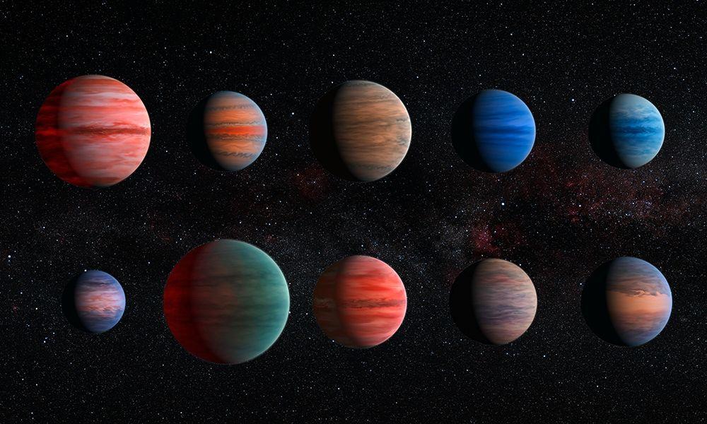 NASA, ESA,