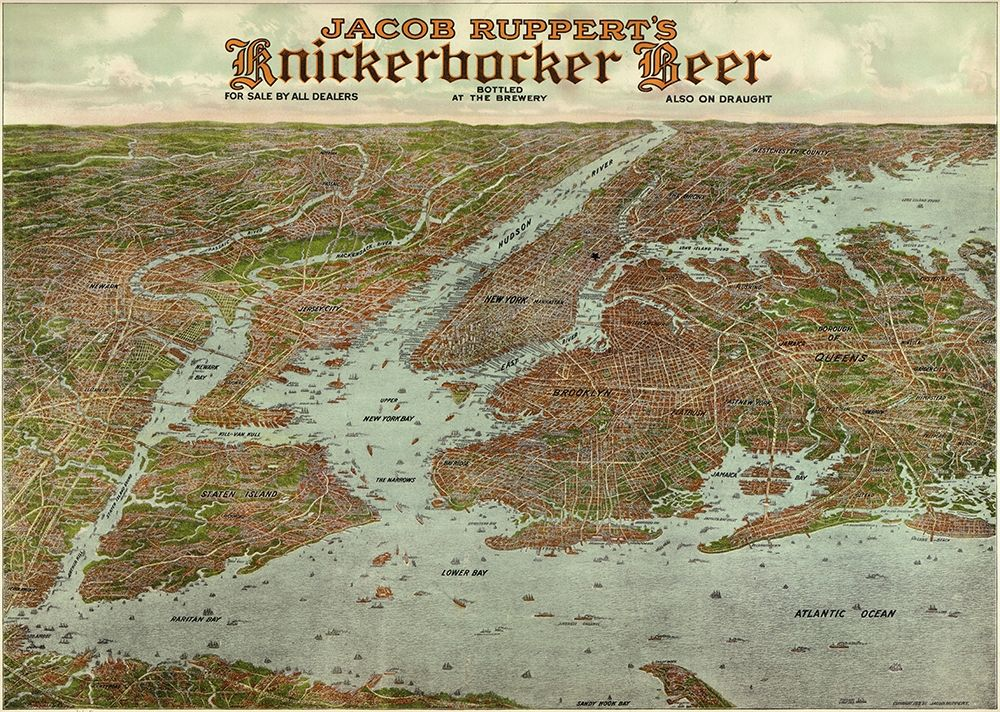 Knickerbocker Beer,