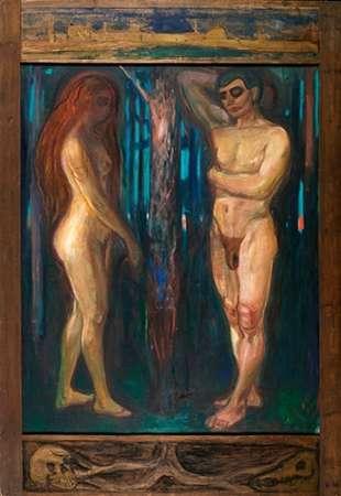 Metabolism, 1898-1899 von Munch, Edvard <br> max. 56 x 81cm <br> Preis: ab 10€