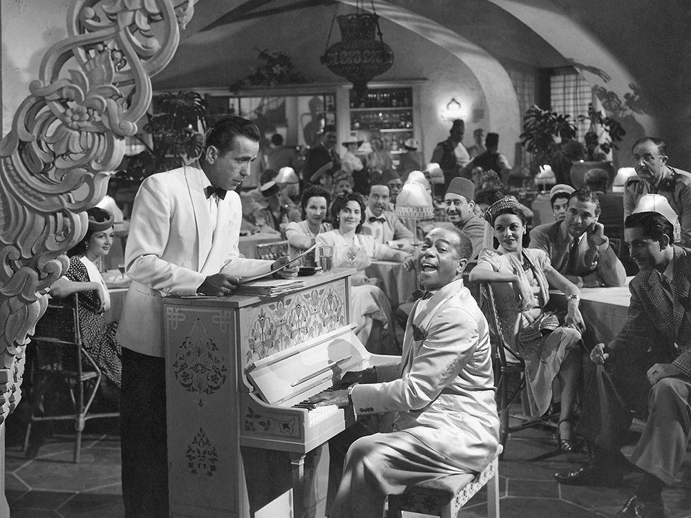 konfigurieren des Kunstdrucks in Wunschgröße Humphrey Bogart - Casablanca von Hollywood Photo Archive