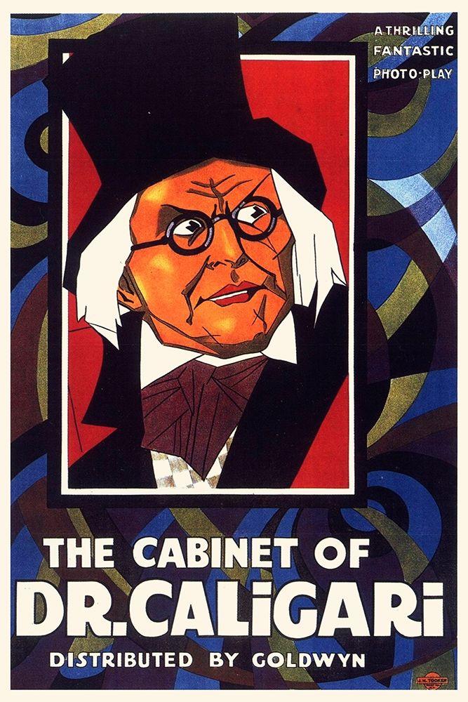 konfigurieren des Kunstdrucks in Wunschgröße The Cabinet of Dr. Caligari von Hollywood Photo Archive