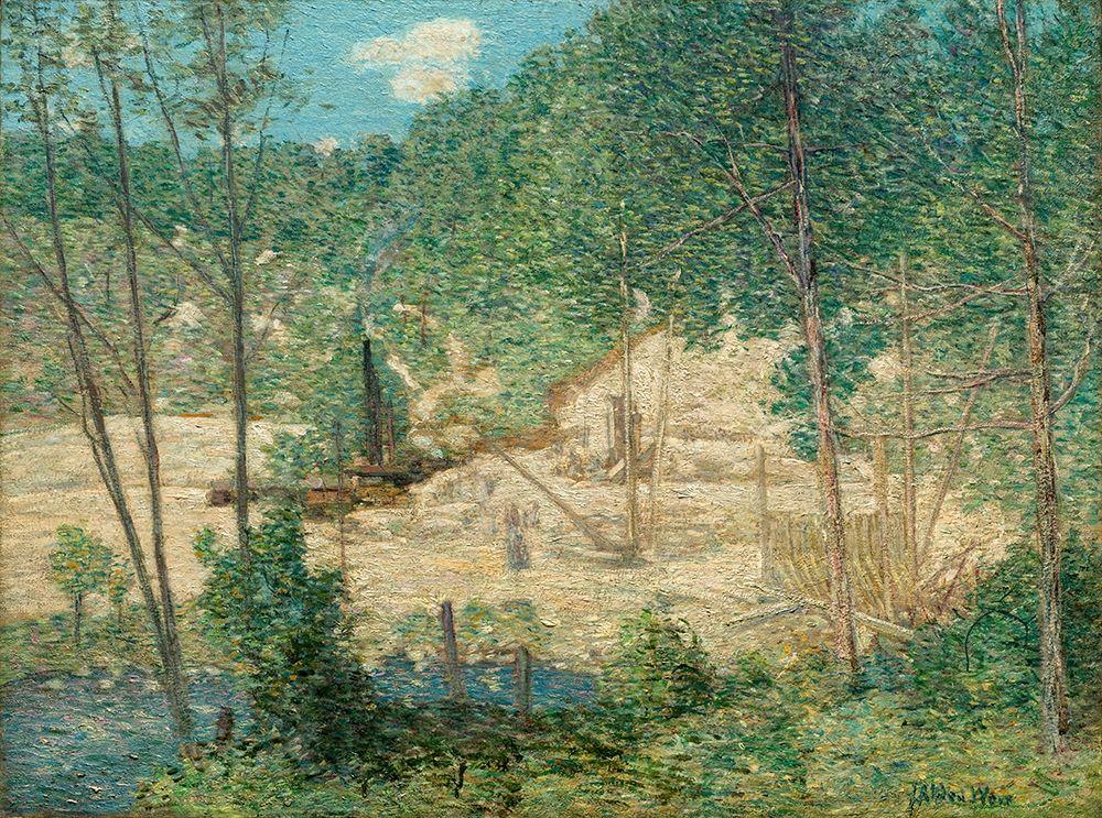 Weir, J. Alden
