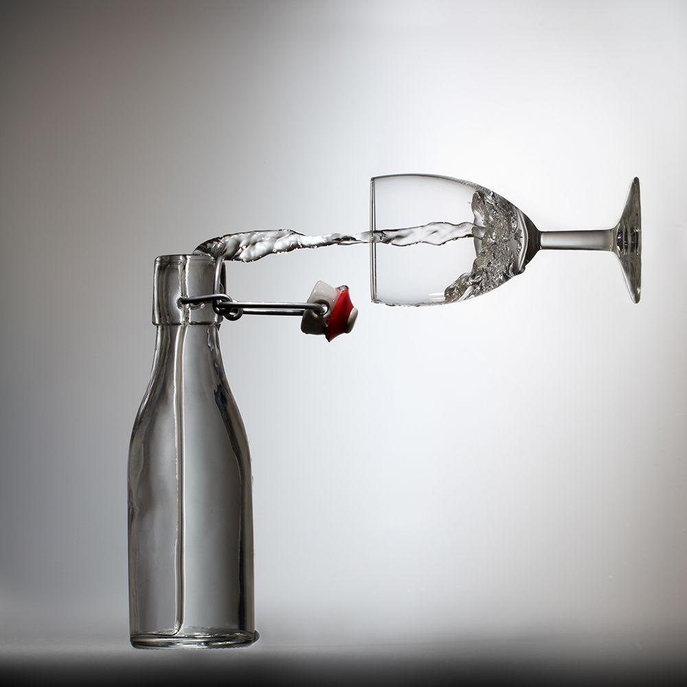 konfigurieren des Kunstdrucks in Wunschgröße Pouring von de Kogel, Wieteke