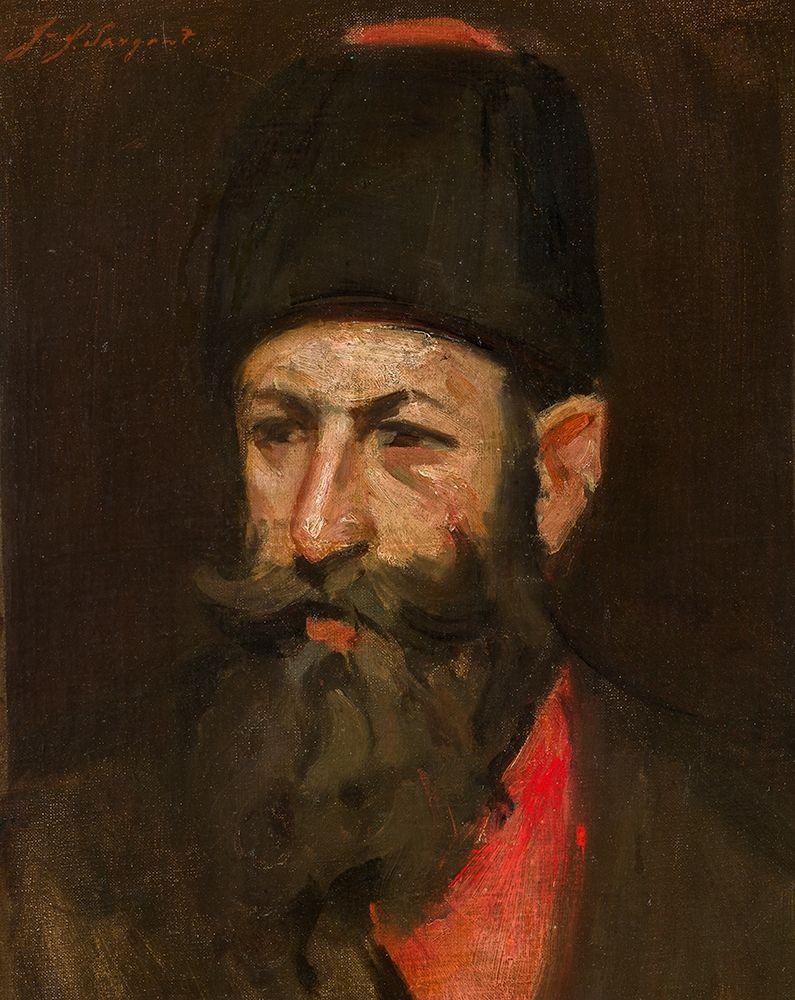 Singer, John Sargent imitator of