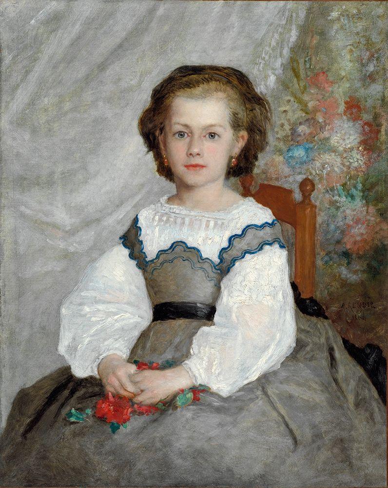 konfigurieren des Kunstdrucks in Wunschgröße Romaine Lacaux von Renoir, Pierre-Auguste