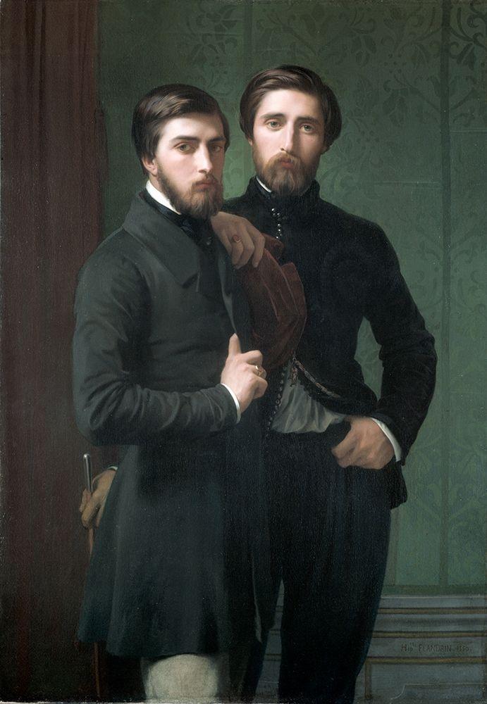 Flandrin, Hippolyte Jean