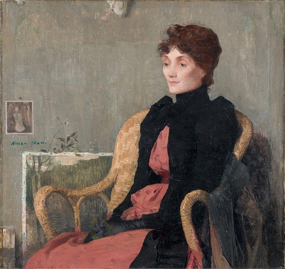 Aman-Jean, Edmond Francois