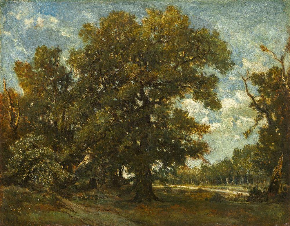 Rousseau, Theodore