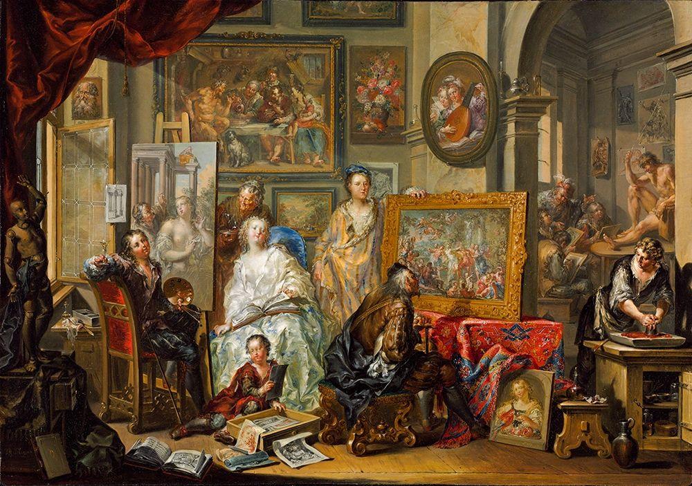 Platzer, Johann Georg