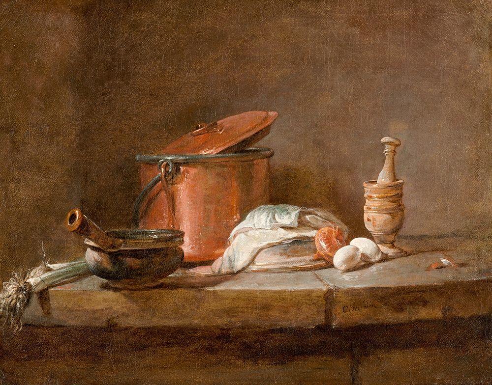 Chardin, Jean-Simeon
