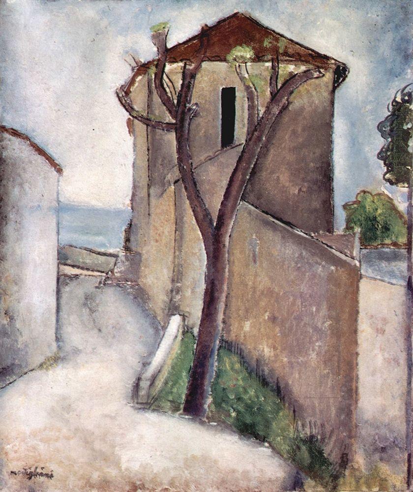 konfigurieren des Kunstdrucks in Wunschgröße Number 3 von Modigliani, Amedeo