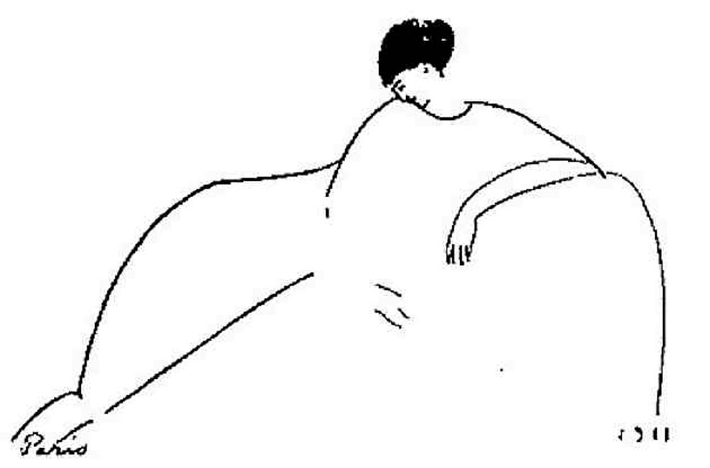konfigurieren des Kunstdrucks in Wunschgröße Anna Akhmatova (1911) von Modigliani, Amedeo