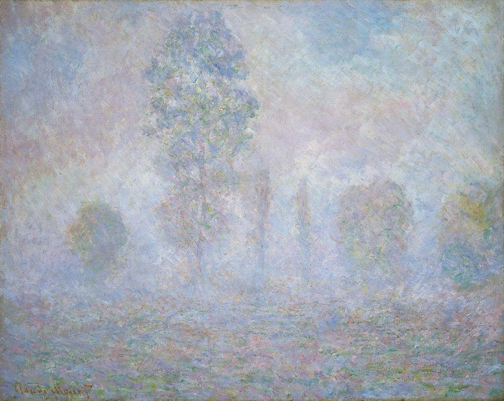 konfigurieren des Kunstdrucks in Wunschgröße Morning Haze von Monet, Claude