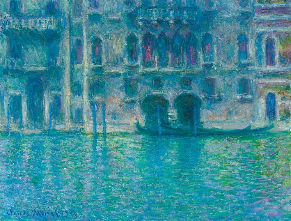 konfigurieren des Kunstdrucks in Wunschgröße The Seine at Giverny von Monet, Claude