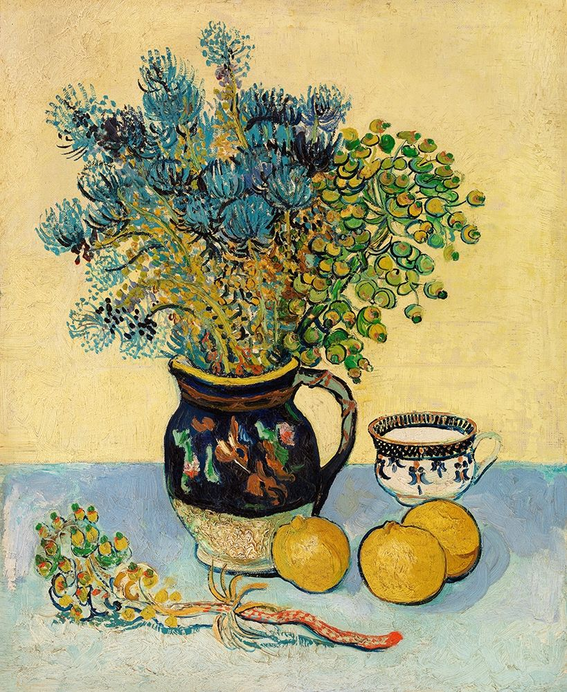 konfigurieren des Kunstdrucks in Wunschgröße Still Life (Nature morte) (1888) von Van Gogh, Vincent