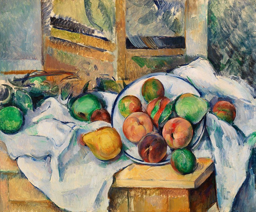 konfigurieren des Kunstdrucks in Wunschgröße A Table Corner┬á von Cezanne, Paul
