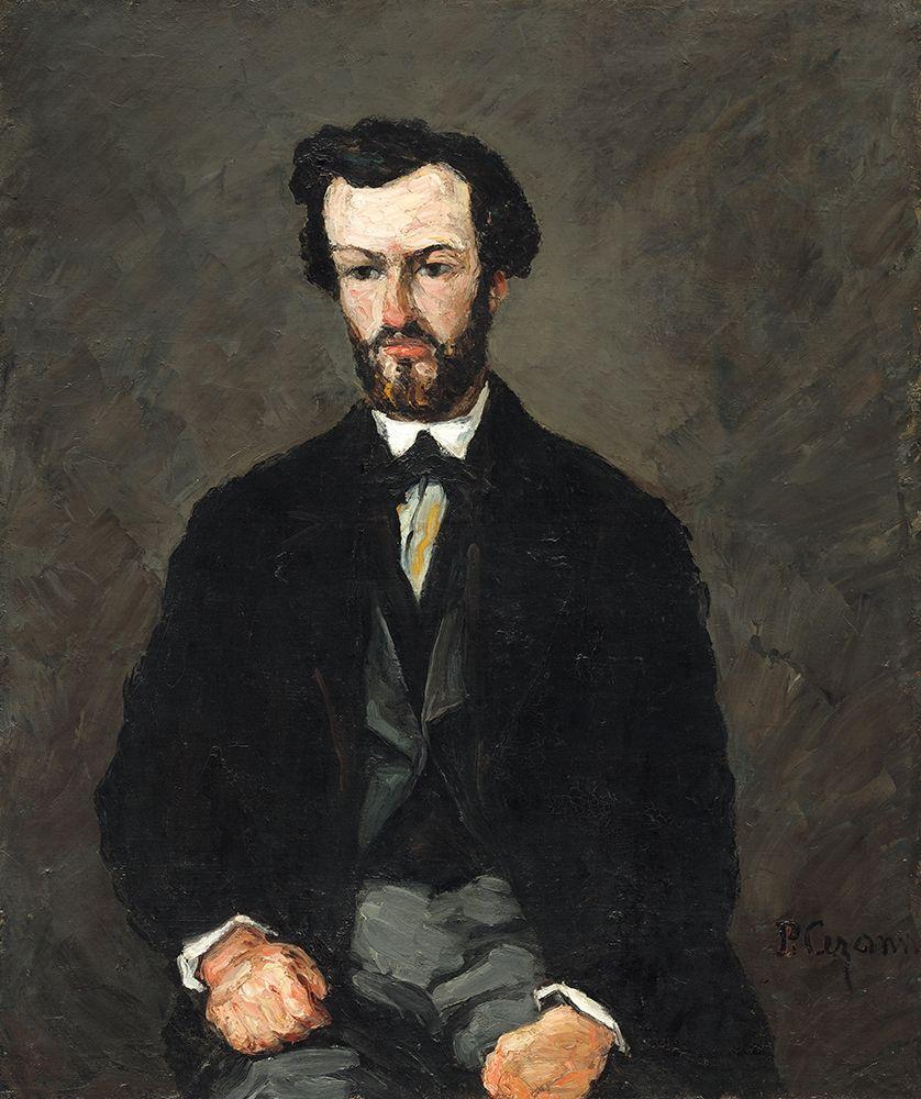 konfigurieren des Kunstdrucks in Wunschgröße Antony Valabr├¿gue von Cezanne, Paul