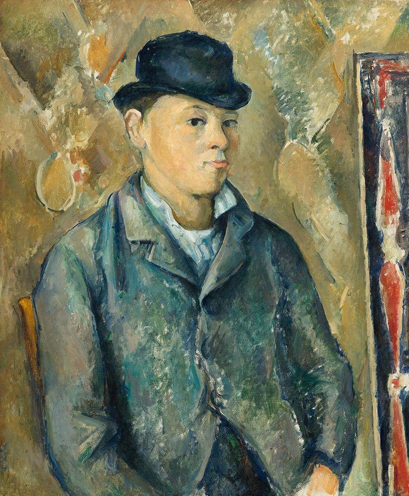 konfigurieren des Kunstdrucks in Wunschgröße The Artists Son, Paul von Cezanne, Paul