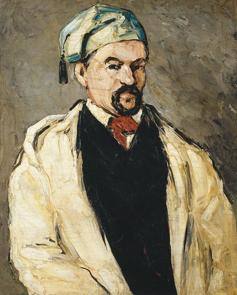 konfigurieren des Kunstdrucks in Wunschgröße Antoine Dominique Sauveur Aubert┬á von Cezanne, Paul