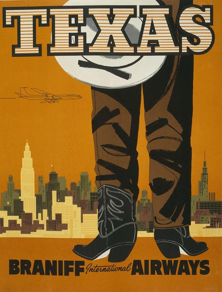 Vintage Western Posters