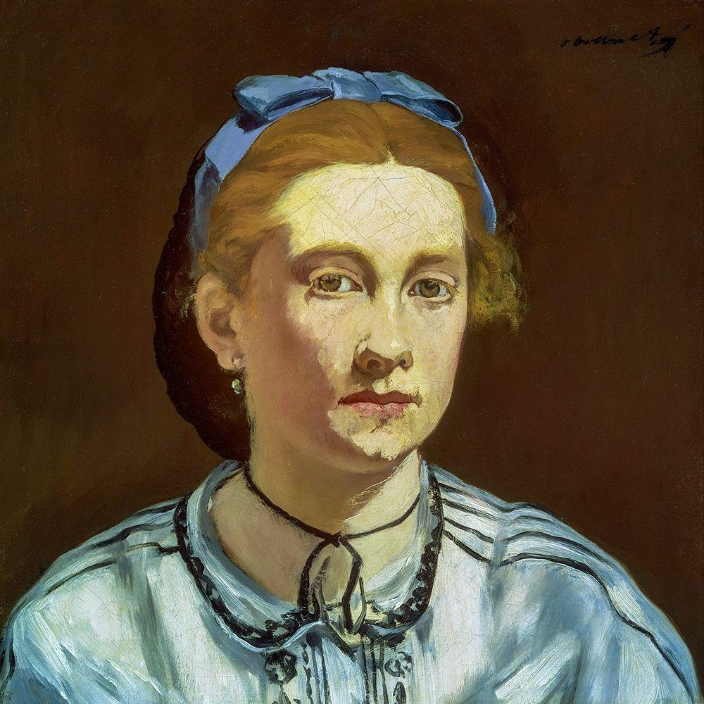 konfigurieren des Kunstdrucks in Wunschgröße Victorine Meurent von Manet, Edouard