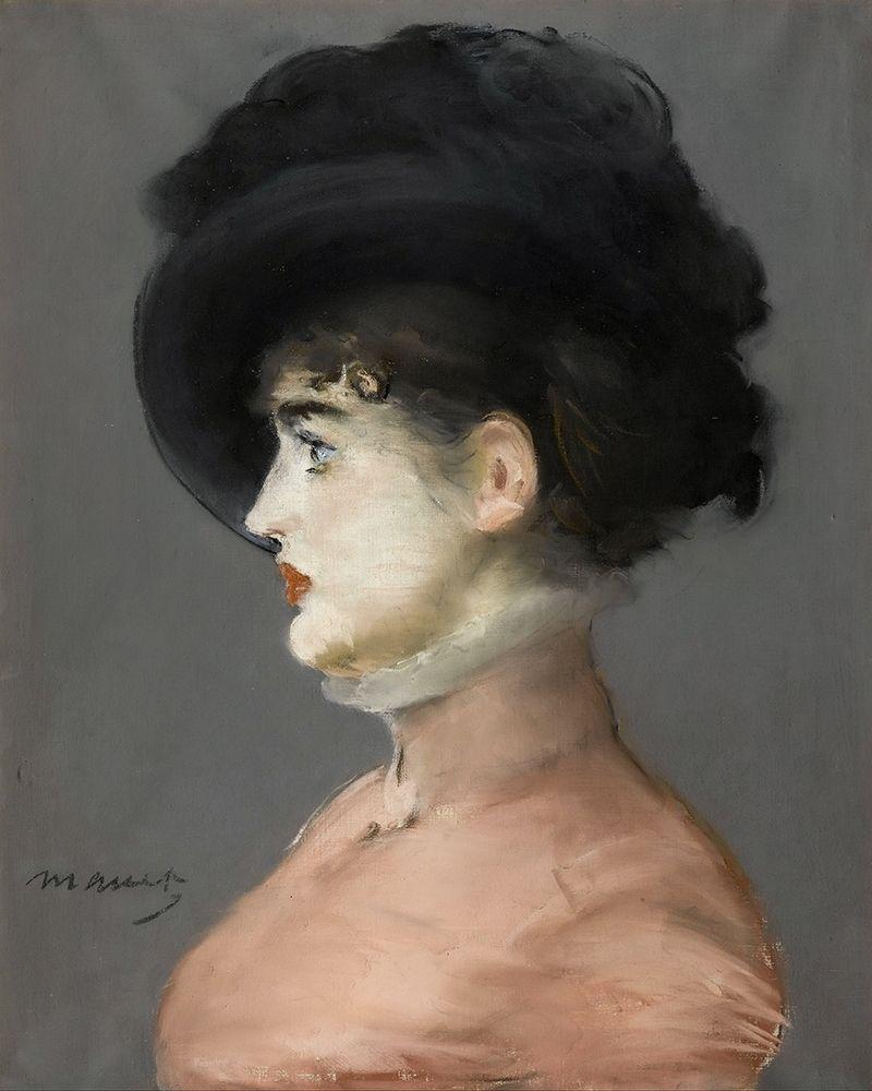 konfigurieren des Kunstdrucks in Wunschgröße Irma Brunner von Manet, Edouard