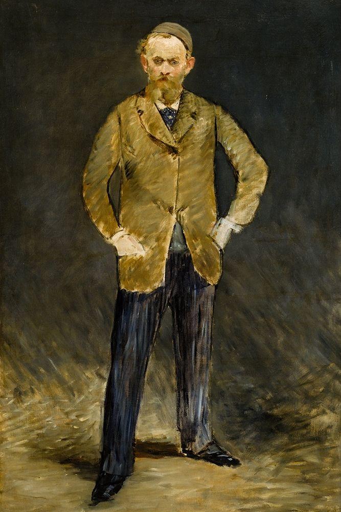 konfigurieren des Kunstdrucks in Wunschgröße Self-Portrait von Manet, Edouard