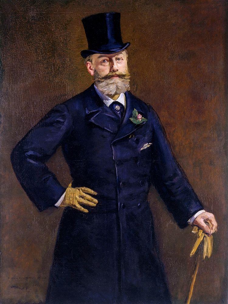 konfigurieren des Kunstdrucks in Wunschgröße Antonin Proust von Manet, Edouard