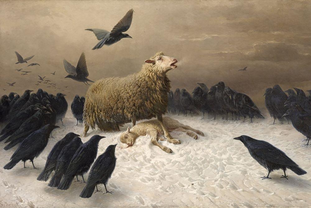 Schenck, August Friedrich