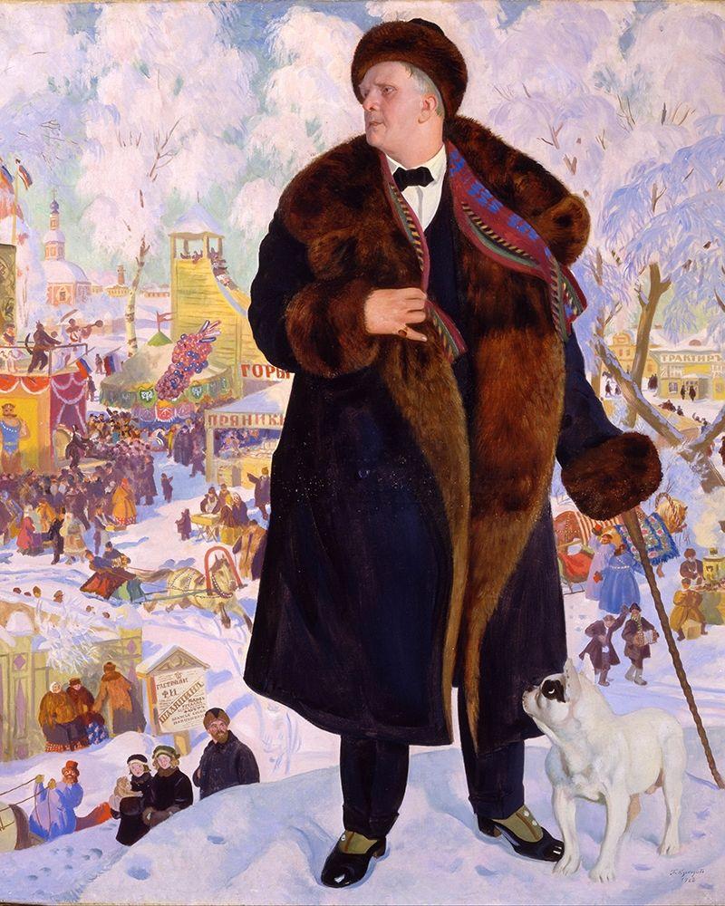 Kustodiev, Boris