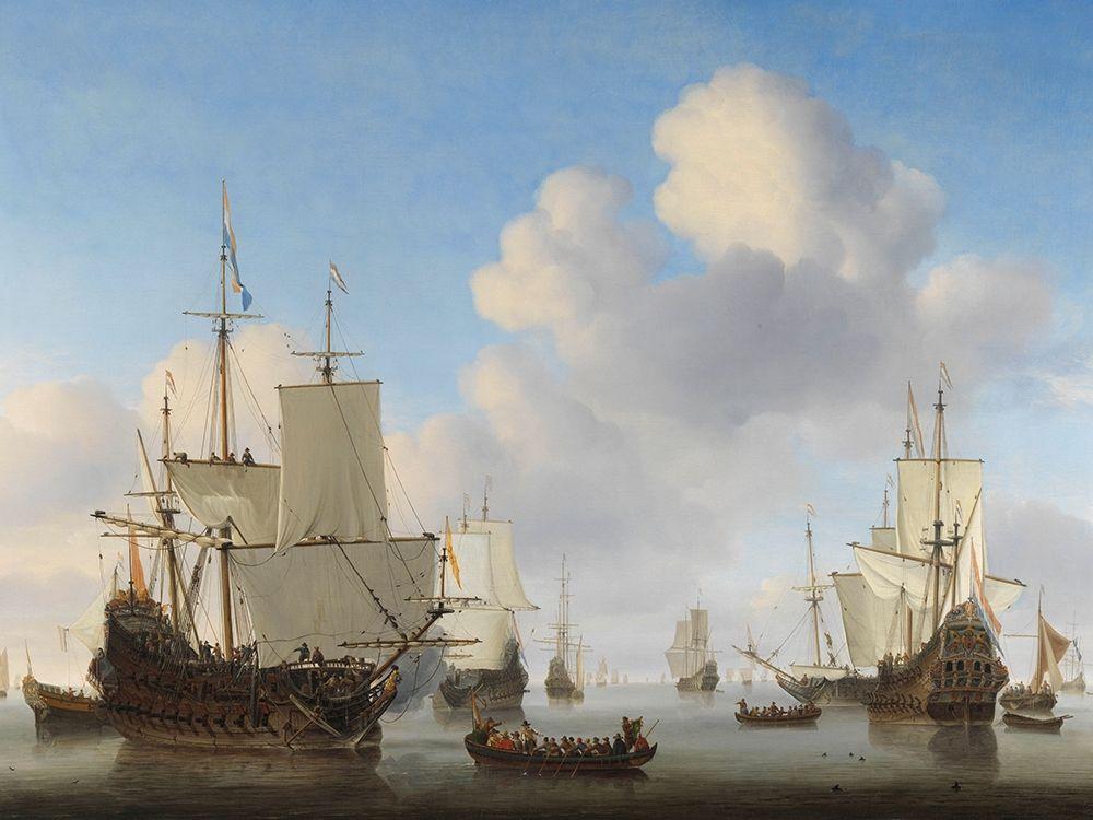 van de Velde, Willem the Younger