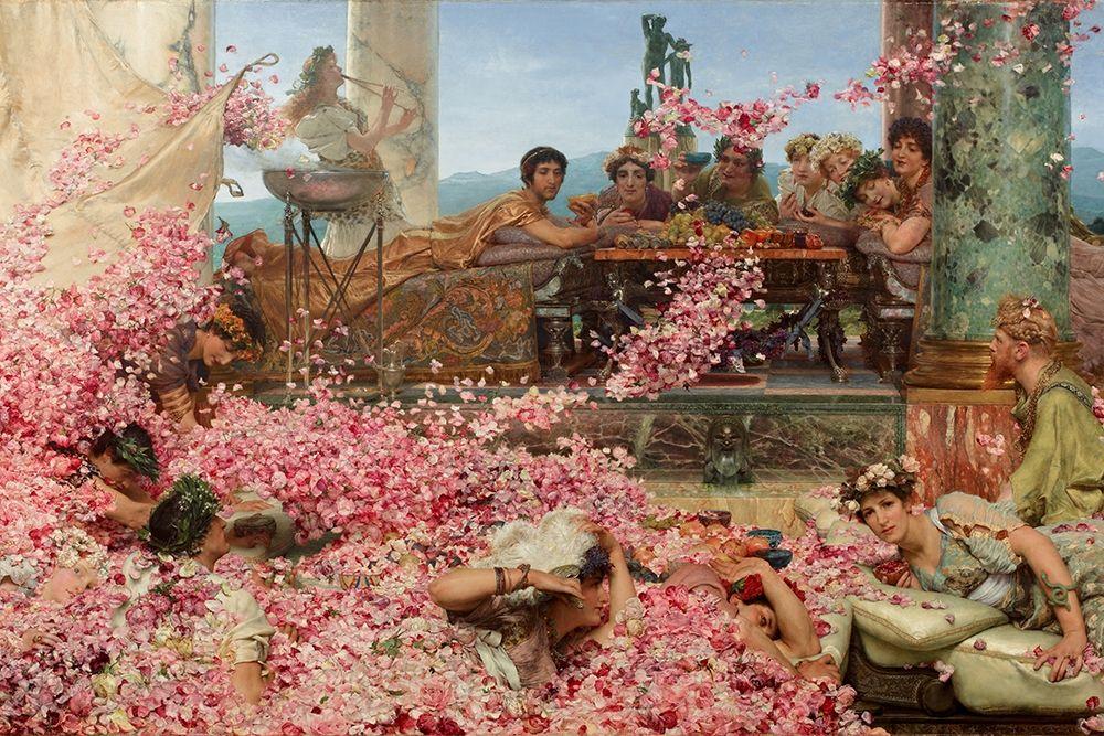 Alma-Tadema, Lawrence