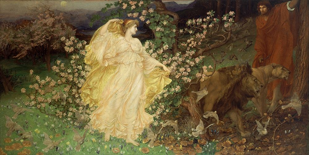 Richmond, William Blake