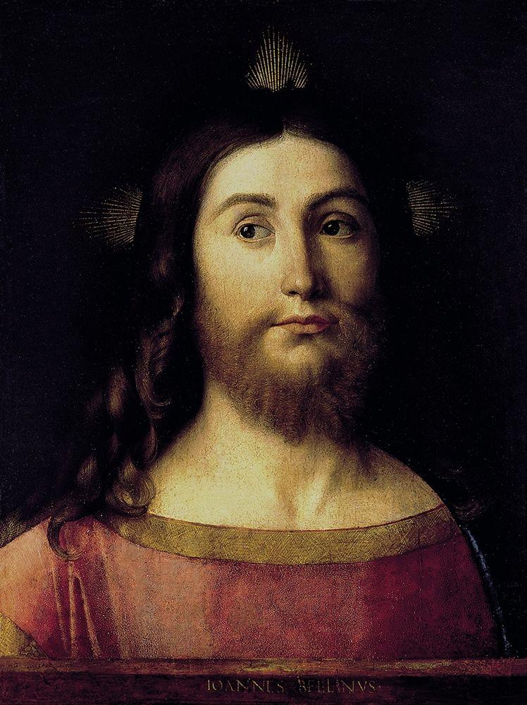 konfigurieren des Kunstdrucks in Wunschgröße El Salvador von Bellini, Giovanni