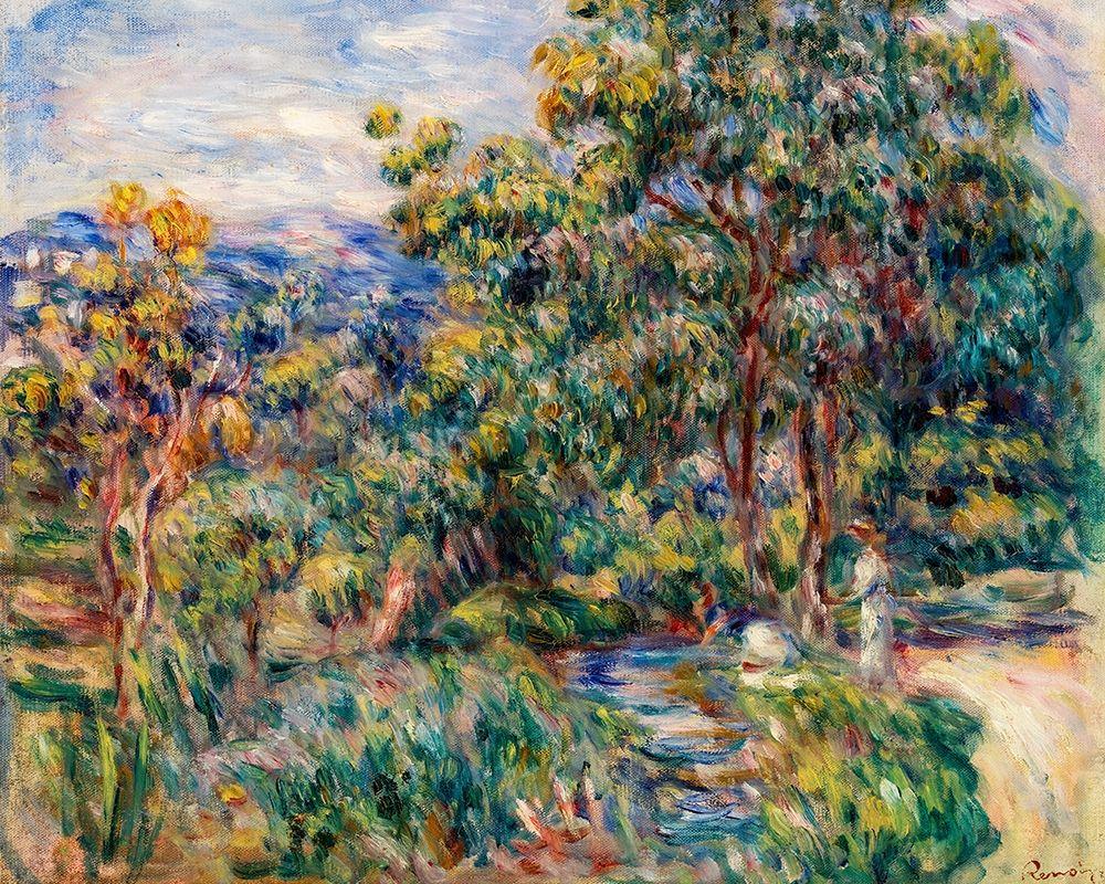 konfigurieren des Kunstdrucks in Wunschgröße Le Beal 1912 von Renoir, Pierre-Auguste