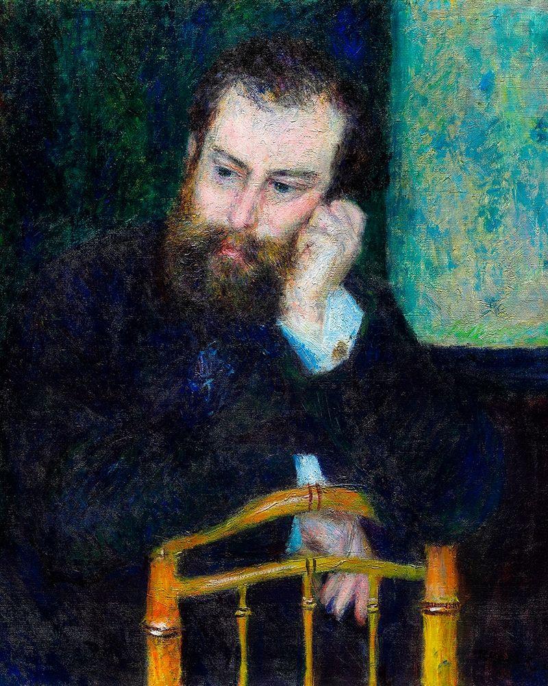 konfigurieren des Kunstdrucks in Wunschgröße Alfred Sisley 1876 von Renoir, Pierre-Auguste
