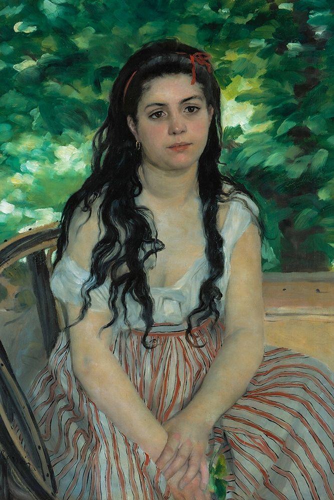 konfigurieren des Kunstdrucks in Wunschgröße Summer von Renoir, Pierre-Auguste