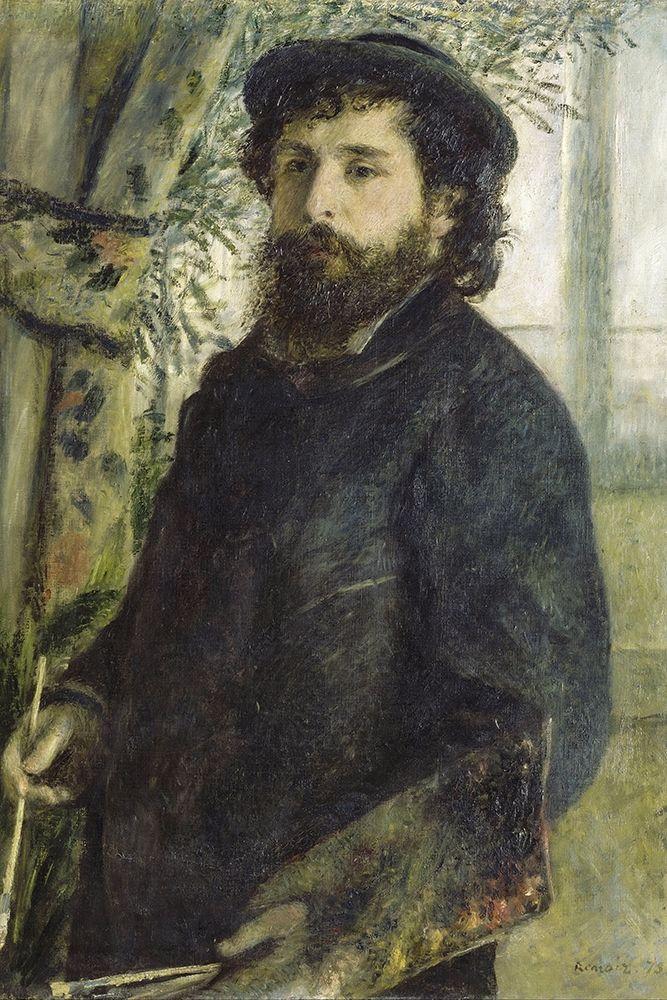 konfigurieren des Kunstdrucks in Wunschgröße Claude Monet von Renoir, Pierre-Auguste