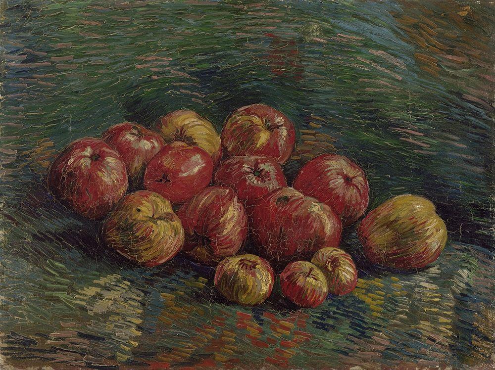 konfigurieren des Kunstdrucks in Wunschgröße Apples von Van Gogh, Vincent
