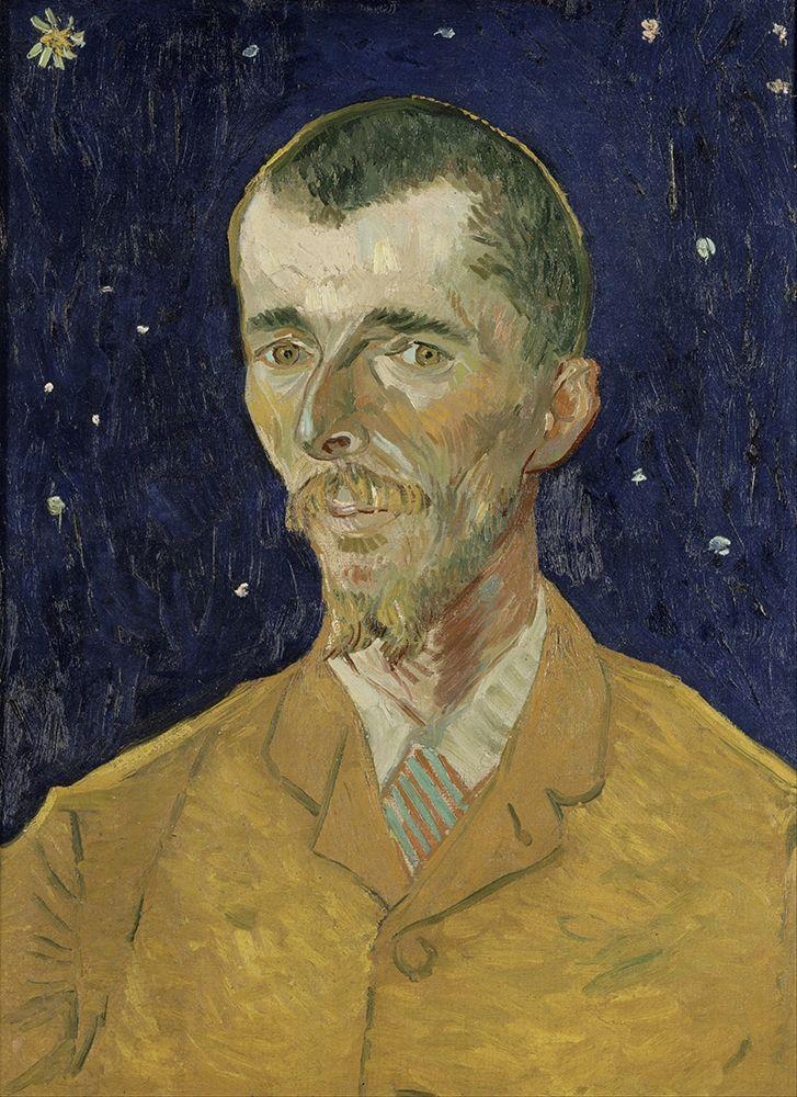 konfigurieren des Kunstdrucks in Wunschgröße Eugene Boch von Van Gogh, Vincent