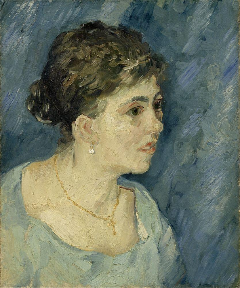 konfigurieren des Kunstdrucks in Wunschgröße Portrait of a prostitute von Van Gogh, Vincent