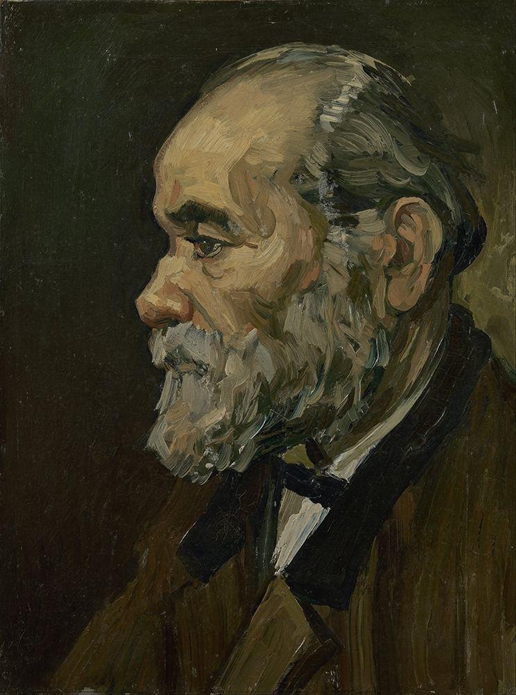 konfigurieren des Kunstdrucks in Wunschgröße Portrait of an old man von Van Gogh, Vincent