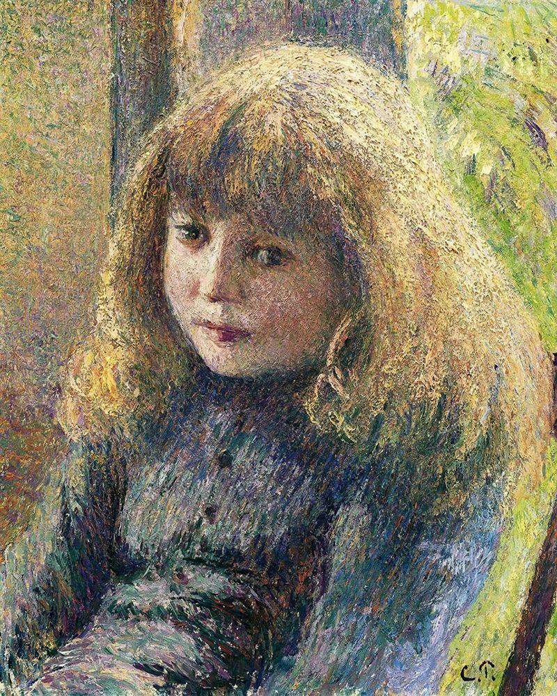 konfigurieren des Kunstdrucks in Wunschgröße Paul-Emile Pissarro von Pissarro, Camille