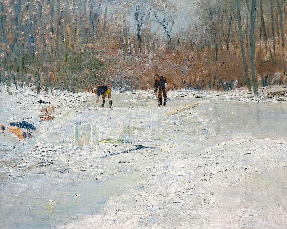 Weir, J Alden