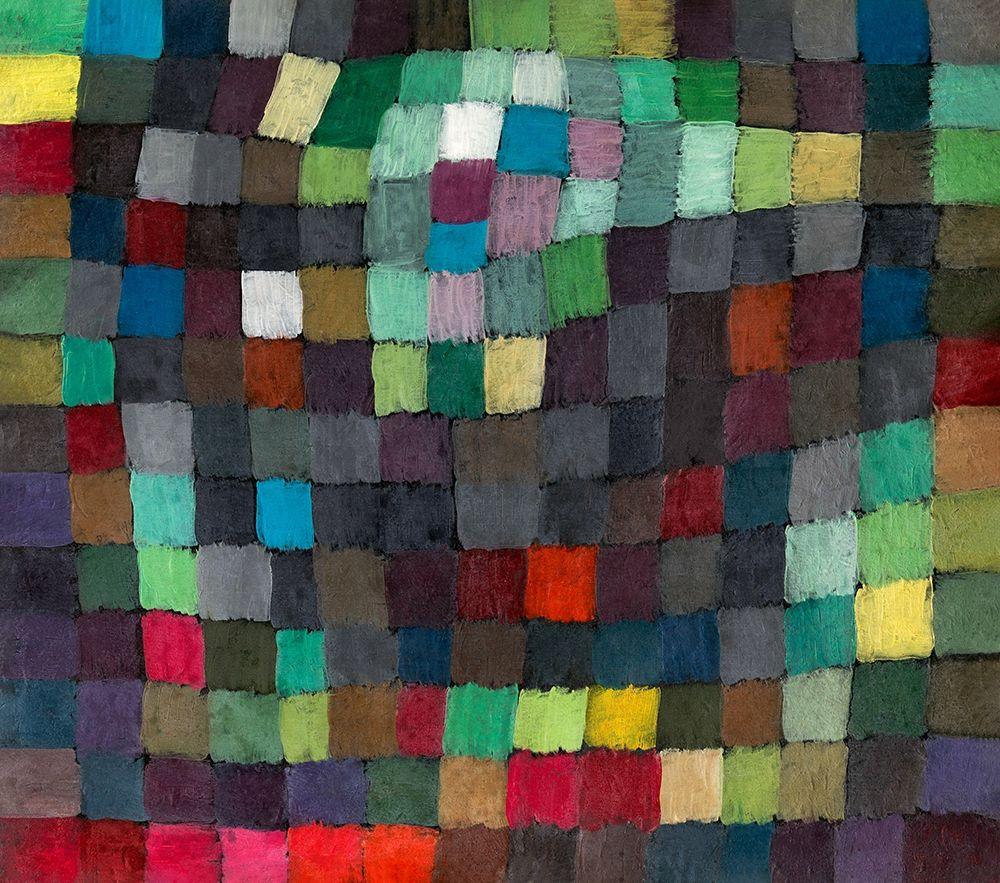 konfigurieren des Kunstdrucks in Wunschgröße May Picture von Klee, Paul