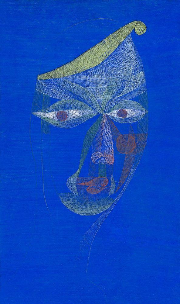 konfigurieren des Kunstdrucks in Wunschgröße Portrait of an Oriental von Klee, Paul