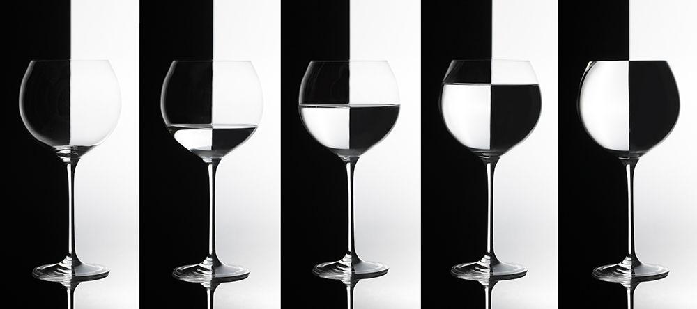 konfigurieren des Kunstdrucks in Wunschgröße Black and White von Reindl, Doris